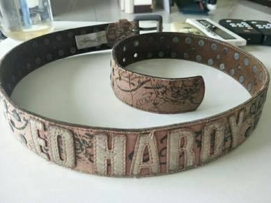 Genuine Ed Hardy Belt