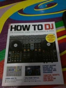 How to DJ magazine