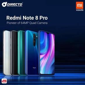 XIAOMI REDMI Note 8 PRO (6GB RAM | 128GB ROM)ORI