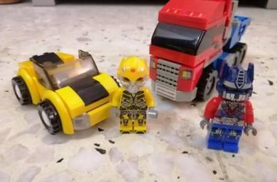 Transformers like lego