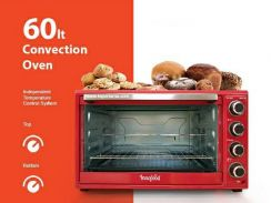 Innofood Portable Oven 60 Liters*