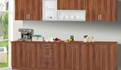 Built - in kitchen cabinet
