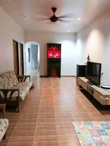 Skudai Baru JLN hang kasturi 1 storey 22x70 fully renovated SouthEast