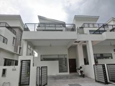 3-Semi-Detached Residensi Harmoni, Bukit Mertajam Near Orange Villa