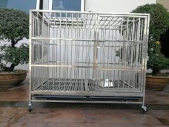 P5 pet cages stainless steel