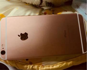 Iphone 6plus 16gb ( rosegold )