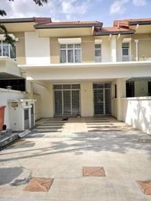 2sty House Presint 14 near Alamanda, INSPEN and P. Diplomatik for rent
