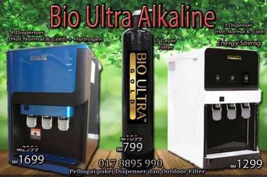 BioULTRA Penapis Air Water Filter Dispenser AL32
