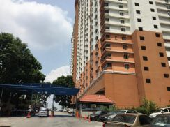 BLOK E, Flora Damansara, Petaling Jaya. Ready to Move in