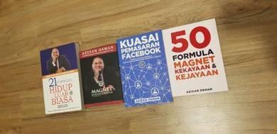 ( Semua sekali) Buku dan Dvd Dr Azizan Osman