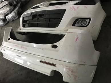 No K27-5-1 Bumper Kenstyle Mazda MPY LY Japan
