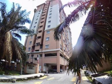 Apartment Tulin, Taman Sri Jati, Jalan Puchong, KL