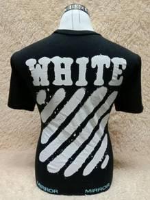 Off White Mirror Streetwear