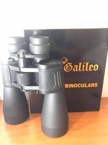 Galileo HD Focus Zoom Binocular 10-180x100 H