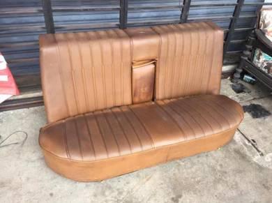 Classic Mercedes W123 Rear Brown Cushion