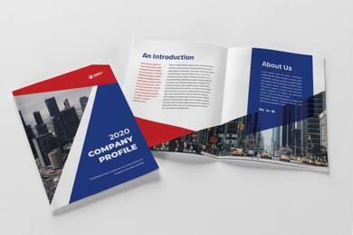 Company Profile/Business Proposal/Business Plan