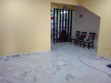 105% Loan 2 Storey Terrace Bandar Bukit Raja Klang Renovated Extended
