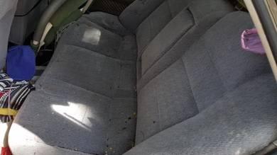 Car seat spare parts for saga1.5 lama horn used