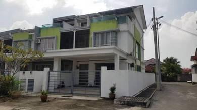 KOTA KEMUNING 3 STOREY HOUSE FOR SALE