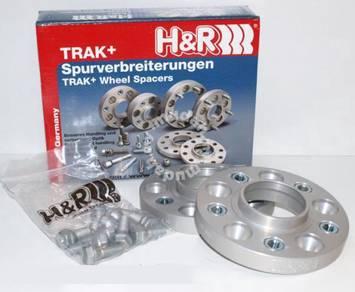H&R Spacer DRA Audi Q7 45mm X 2 112/5 71.6 HnR