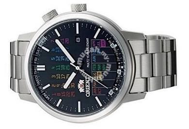 ORIENT Men Automatic Calendar Watch CER2L003B