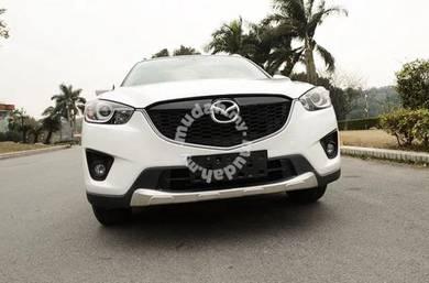 Mazda CX5 Front Rear diffuser bumper protector