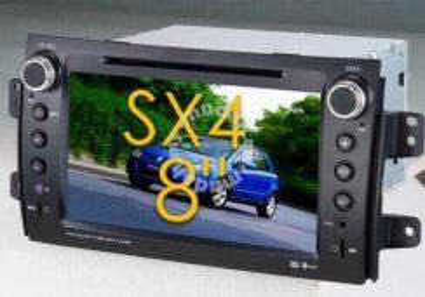 Suzuki sx4 oem car dvd player with gps system