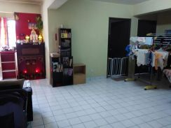 Desa Dua Aman Puri , Apartment Kepong Freehold Well Kept