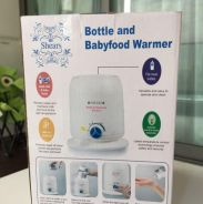 SHEARS Bottle and babyfood Warmer