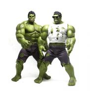 Amazing Twins Hulk Avengers 26cm 2toys dolls