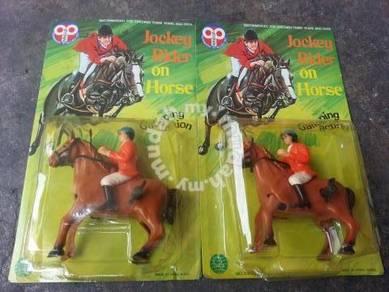 Jockey vintage toys