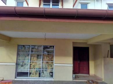 2-storey Terraced House U16/93 Corner-Lot, Denai Alam, Shah Alam