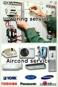 Aircond service termurah