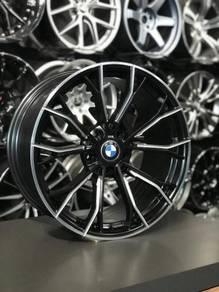 NEW SPORT RIM 19inch 5x120 BMW G M PERFORMANCE