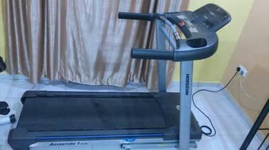 Horizon Treadmill + Gym Bicycle + FREE Sauna Belt