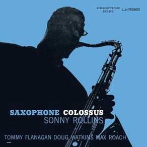 Sonny Rollins Saxophone Colossus 180g LP