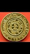 Islamic empire gold dinar