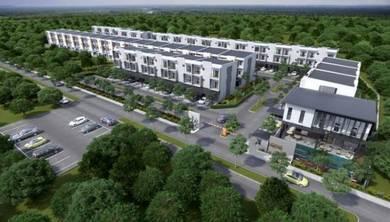 Sremban,Sikamat New 1.5link house