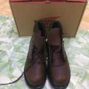 Safety Shoes Redwing