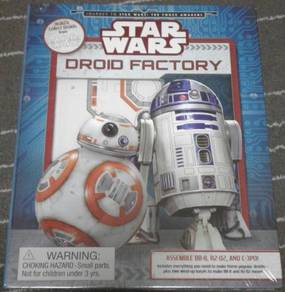 StarcWars Droid Factory
