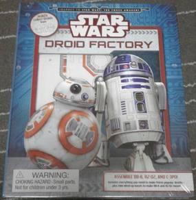 StarcWars Droid Factory