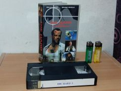 VHS Video Tape DIE HARD WITH A VENGEANCE 1995