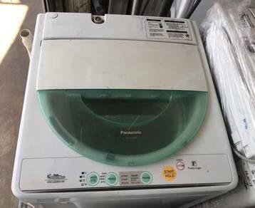 Mesin Mesin Washer Panasonic Washing Machine Auto