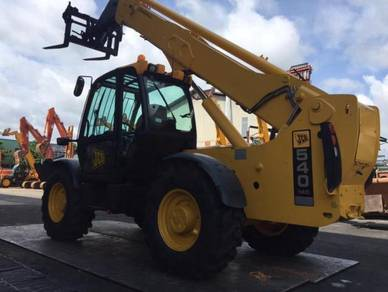 Imported JCB 540-140 Telescopic Forklift (14m)