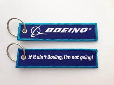 Boeing Keychain