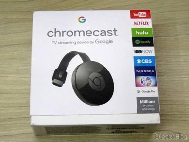 Google chromecast II terpakai