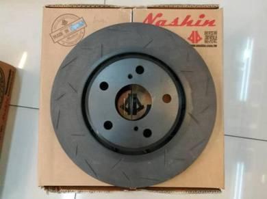 Nashin OE Brake Disc Rotor Honda Jazz City