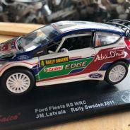Ford Fiesta RS WRC for sales