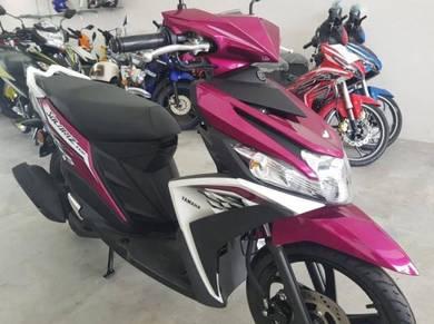 Yamaha Solariz125