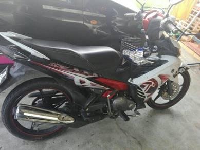 Yamaha lc135 untuk dijual